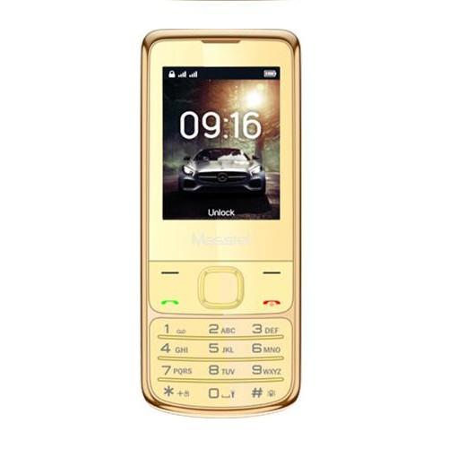 ĐTDĐ Masstel H860 Bảo mật cao - Kiểu dáng giống Nokia 6700 - Phiên bản mạ vàng 24K (2017) - Hãng phâ - 2617881 , 1156071777 , 322_1156071777 , 690000 , DTDD-Masstel-H860-Bao-mat-cao-Kieu-dang-giong-Nokia-6700-Phien-ban-ma-vang-24K-2017-Hang-pha-322_1156071777 , shopee.vn , ĐTDĐ Masstel H860 Bảo mật cao - Kiểu dáng giống Nokia 6700 - Phiên bản mạ vàng 24K (