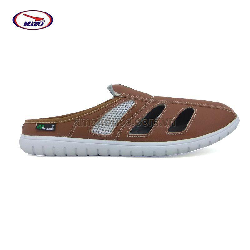 Giày Lười Vải Thái Lan Nam Siêu Nhẹ KITO 315