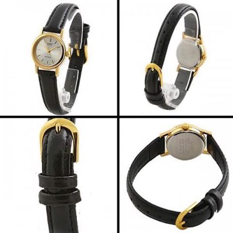 Đồng hồ nữ dây da Casio chính hãng Anh Khuê LTP-1095Q-7A