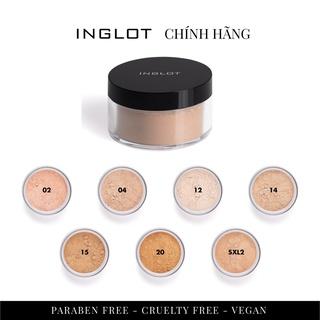 Inglot Phấn phủ kiềm dầu Inglot Face Loose Powder (30g) thumbnail