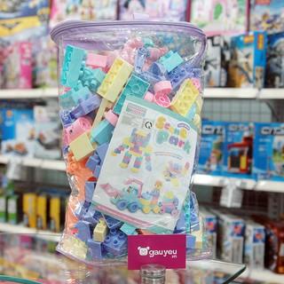 Túi xếp hình tự do Puzzle Blocks Scene Park UG903