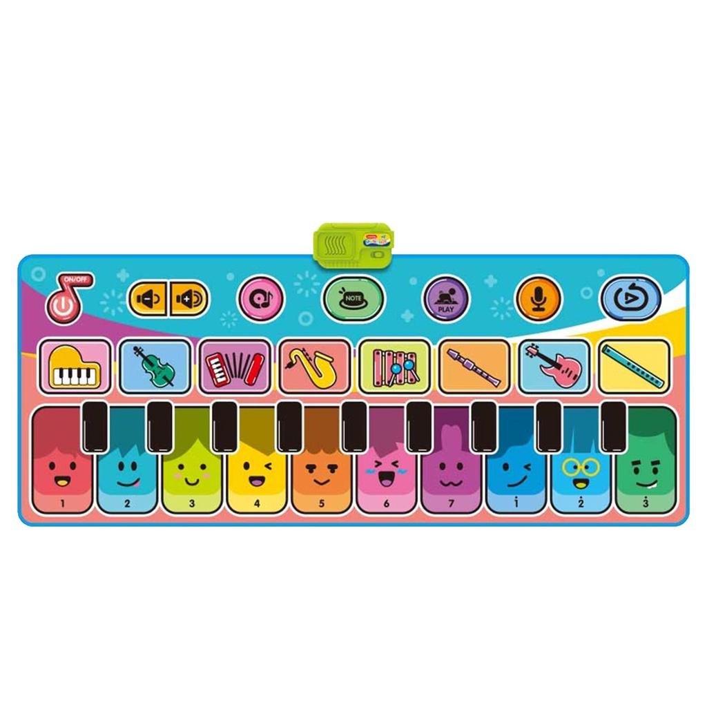 Thảm nhảy Piano cho bé