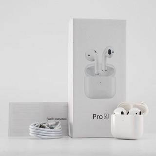 [Mã ELORDER5 giảm 10K đơn 20K] [FreeShip] Tai Nghe Bluetooth Air Pro 4 Bluetooth 5.0 Hàng Chuẩn 2020 - Loại Mới