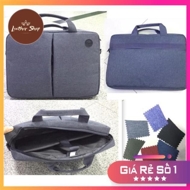 Túi chống sốc 💥 FREESHIP 💥 Cặp chống sốc cho laptop, macbook LEOTIVA T46 - TÚI ĐỰNG LAPTOP 15.6 INCH
