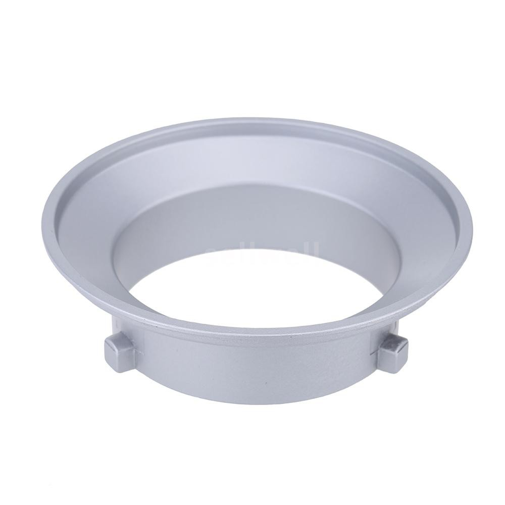 Godox SA-01-BW 144mm Diameter Mounting Flange Ring Adapter for Flash Accessories Fits for Bowens