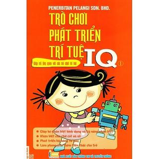 Sách - Trò Chơi Phát Triển Trí Tuệ IQ - Quyển 1 thumbnail
