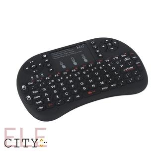 Bộ bàn phím không dây Rii I8+ gồm 92 phím tích hợp đèn nền tiện dụng thumbnail