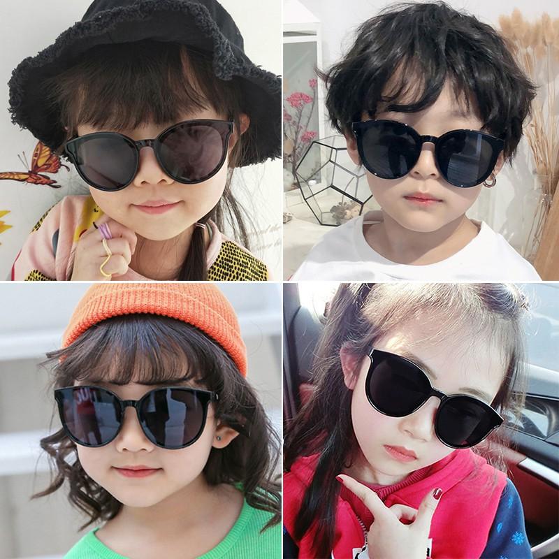 Kính mát thời trang dành cho cả bé trai và bé gái