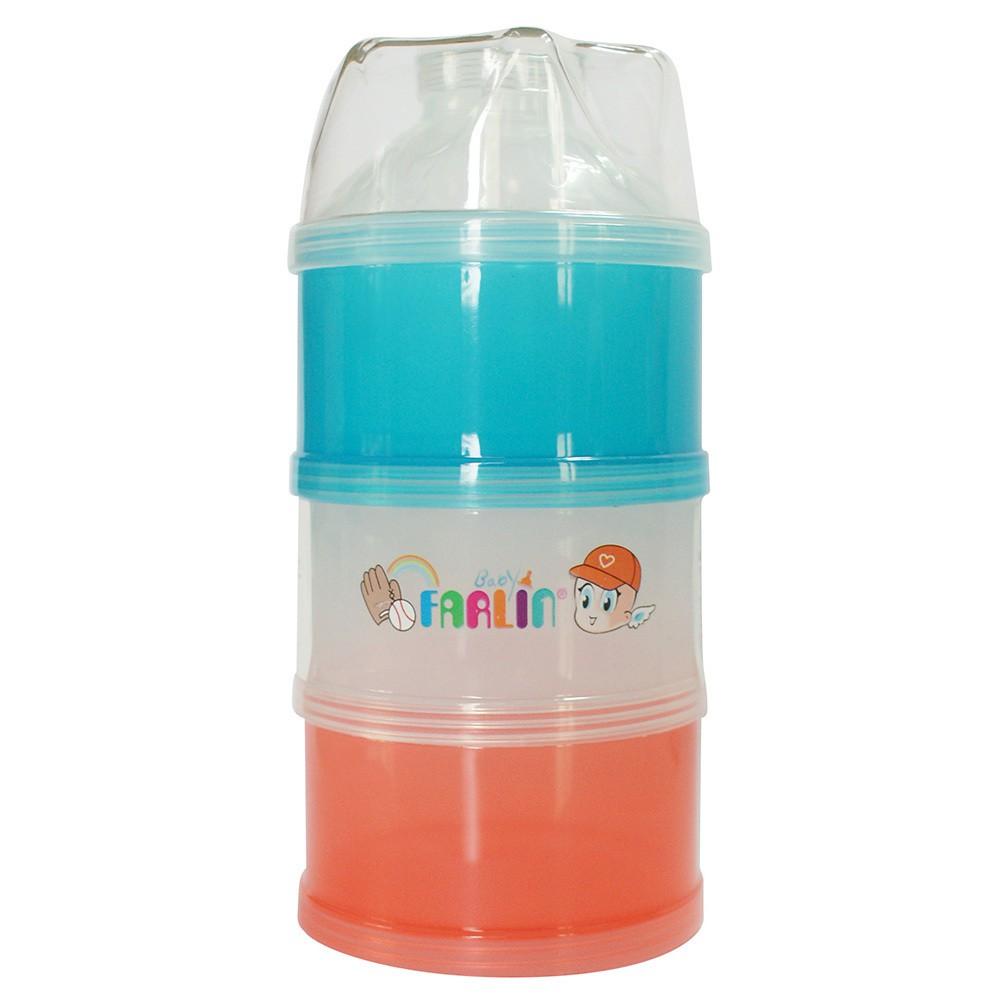 Farlin - Hộp chia sữa bột 3 ngăn BF-180A - 2846225 , 208622373 , 322_208622373 , 94000 , Farlin-Hop-chia-sua-bot-3-ngan-BF-180A-322_208622373 , shopee.vn , Farlin - Hộp chia sữa bột 3 ngăn BF-180A