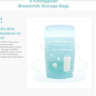 Túi Đựng Sữa Mẹ 120ml Kmd02