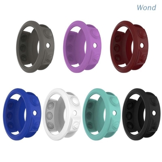 Wond Protection Silicone Skin Protective Case Cover For Garmin Fenix 5S Sports Watch