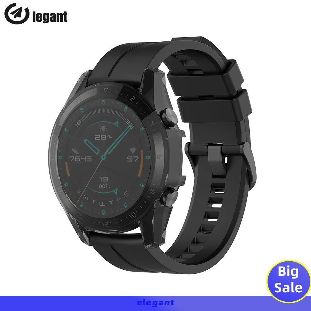 Ốp Bảo Vệ Mặt Đồng Hồ Thông Minh Huawei Watch Gt 2 Gt2 46mm