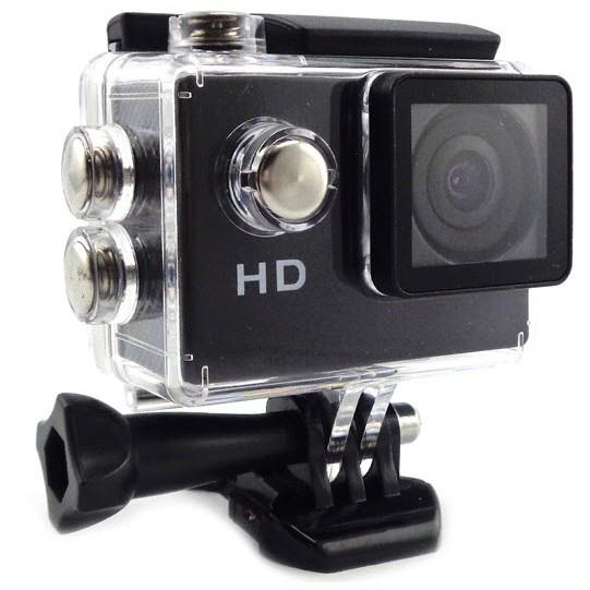 """[SALE 10%] Camera hành trình cho xe máy HD 1080P Sport Cam A8, A9 LCD 1.5"""""""