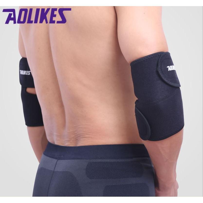 Đai quấn bảo vệ khuỷu tay Aolikes A7646 (1 đôi)