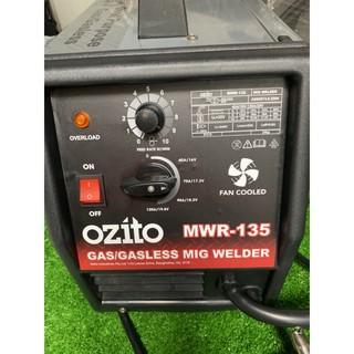 máy hàn MIG ozito MWR -135