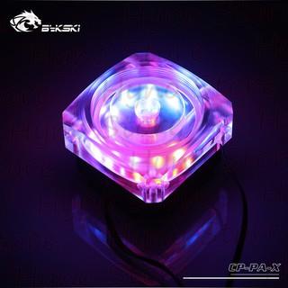Bơm tản nhiệt nước custom Bykski LED giá rẻ - Hyno Store thumbnail