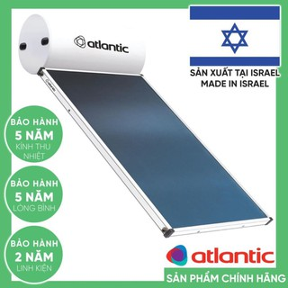 Máy nước nóng năng lượng mặt trời Atlantic Solerio AS150