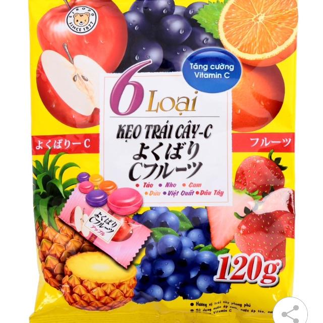 Kẹo Trái Cây - C 120G