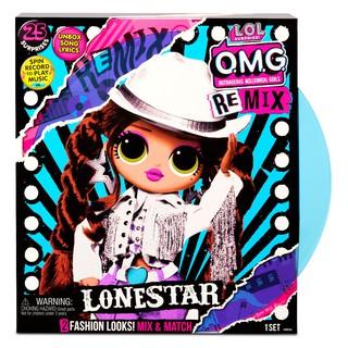 Đồ Chơi Lol Surprise Búp Bê Thời Trang Omg Remix- Lonestar 567233E7C thumbnail