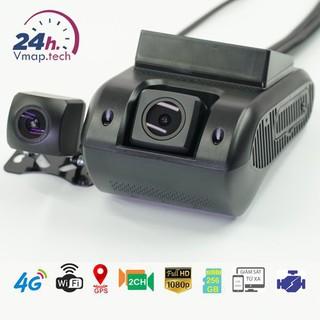 Camera giám sát hành Navicom J400S Tích hợp GPS, Xem trực tiếp từ xa, Ghi lại thông số tốc độ thumbnail