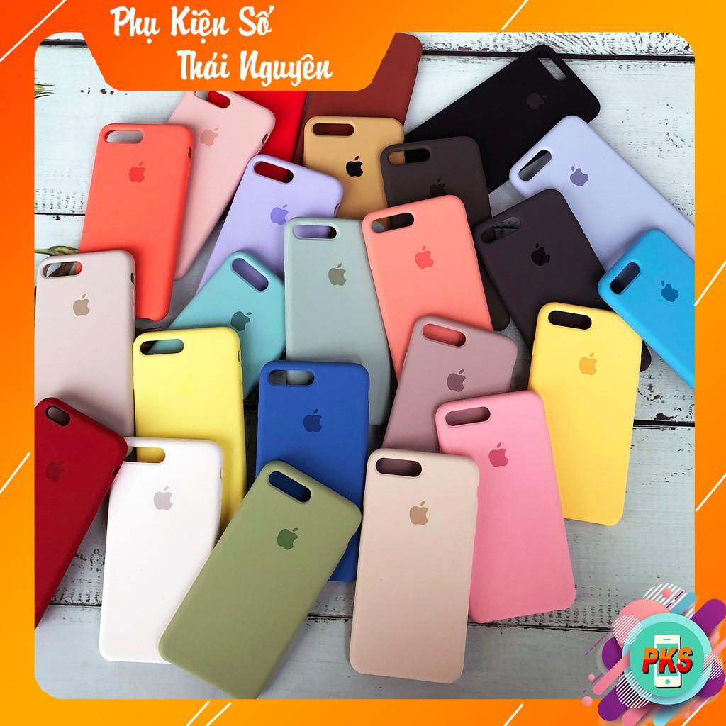 Ốp Apple Silicon Case Iphone 6/ 6s/ 6plus/ 6splus/ 7plus/8Plus- X( Ốp chống bẩn ) Sỉ 30k Hàng Loại 1