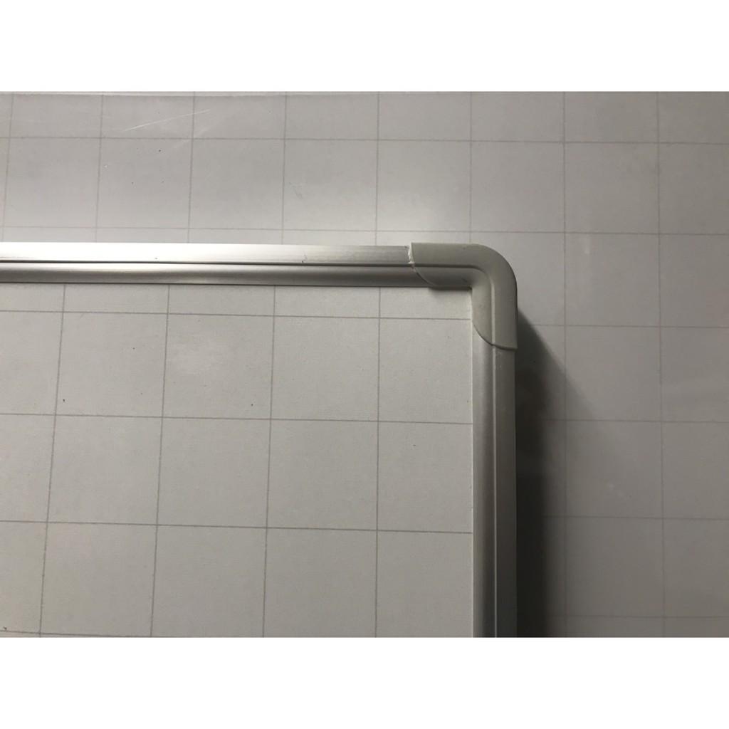 Combo ( Bảng từ trắng, KT:60x100cm + 2 vỉ nam châm) - Tặng kèm bút, bông lau, nam châm