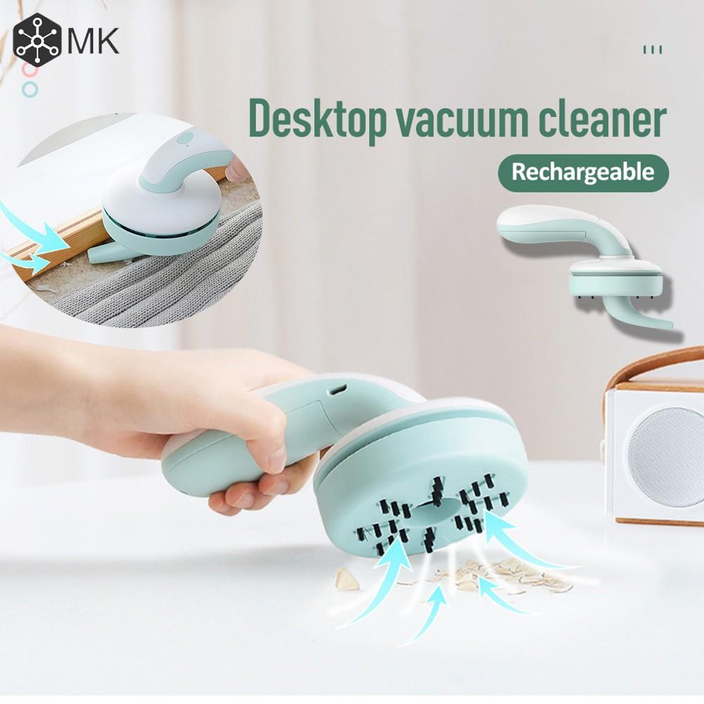 Máy hút bụi mini cầm tay không dây dùng vệ sinh bàn làm việc/máy tính