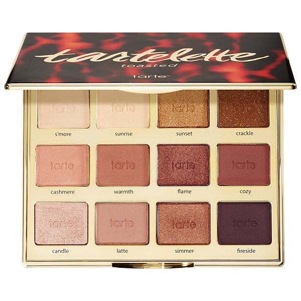 (SALE 20% OFF) BẢNG MẮT TARTE tartelette™ toasted eyeshadow palette