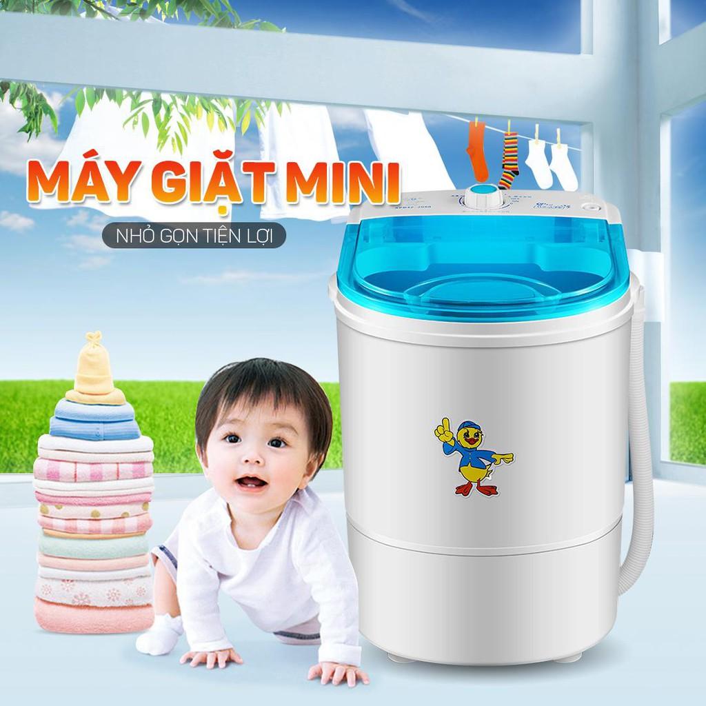 Máy Giặt Mini chính hãng của Duck - Nhỏ Gọn Tiện Lợi, Giặt Vắt Tự Động!