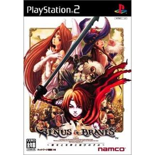 Đĩa trò chơi Venus & Braves Fullbox FREE SHIP máy PS2 , retro games , DvD gốc Nhật thumbnail