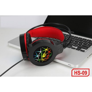 Tai nghe Headphone Bosston HS 09. Vi Tính Quốc Duy