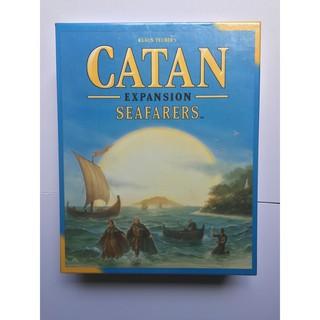 Catan Seafarers – Bộ mở rộng phiên bản Biển của Catan