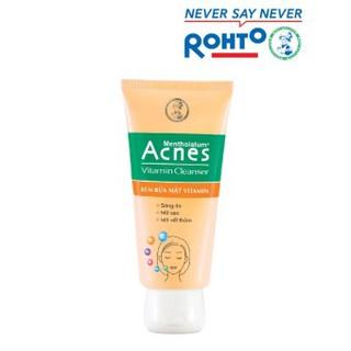 Sữa rửa mặt Acnes Vitamin vàng 100g thumbnail