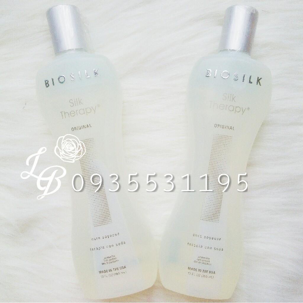 Tinh dầu dưỡng tóc Biosilk, Mỹ 355ml - 2390199 , 10206087 , 322_10206087 , 780000 , Tinh-dau-duong-toc-Biosilk-My-355ml-322_10206087 , shopee.vn , Tinh dầu dưỡng tóc Biosilk, Mỹ 355ml