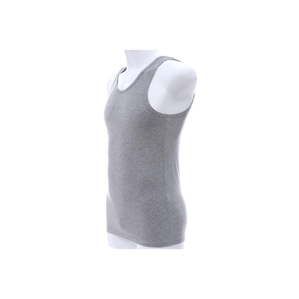 Áo ba lỗ nam Freeman, chất liệu cotton cao cấp thoải mái ASF202