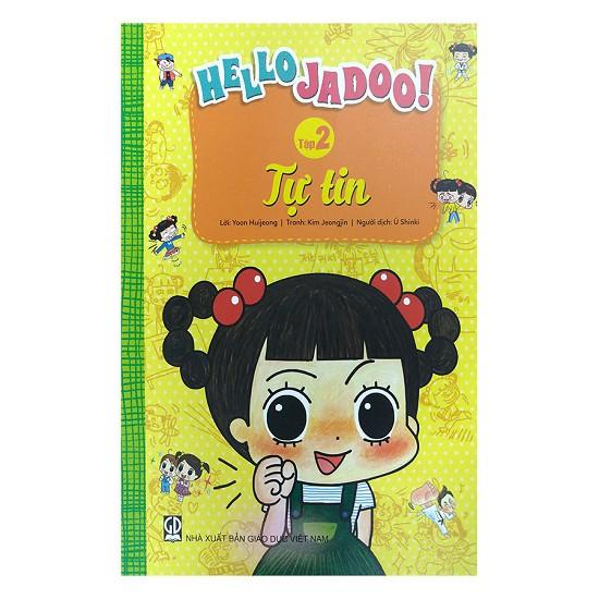Sách - Hello Jadoo (Tập 2) - Tự Tin