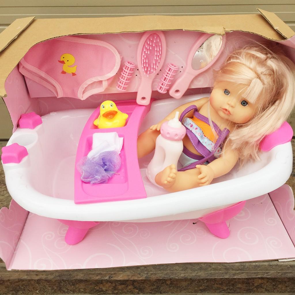 Búp bê bồn tắm cỡ to cho bé