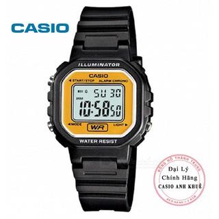 Đồng hồ điện tử nữ Casio LA-20WH-9ADF dây nhựa thumbnail
