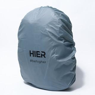 Áo mưa balo túi trùm balo Hier dành cho balo thể tích dưới 30L- 2 màu-chống nước chống bụi- có quai đeo tiện lợi-nhỏ gọn thumbnail