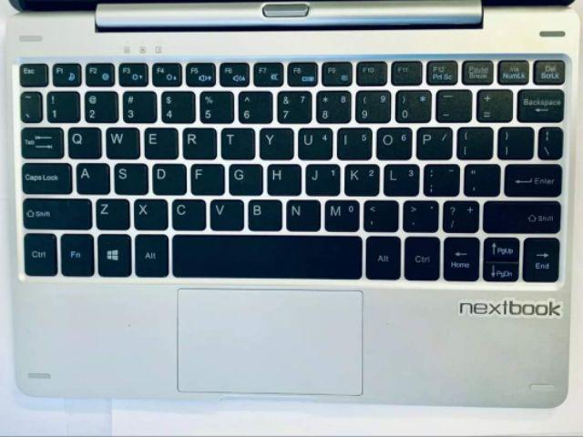 Máy tính bảng kiêm laptop 2 in 1