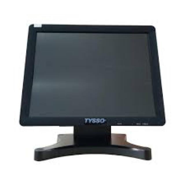 Màn hình cảm ứng TYSSO 17 inch- Màn Hình Cảm Ứng - Mới 100% - Bảo Hành 12 Tháng
