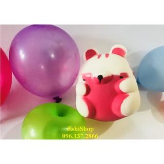 Squishy chuột trắng siêu đáng yêu – squishy đồ chơi