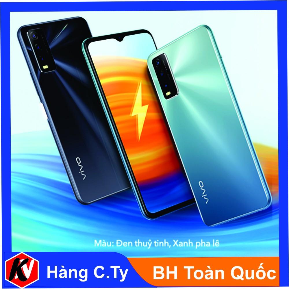Điện thoại Vivo Y20S 6/128GB - Hàng chính