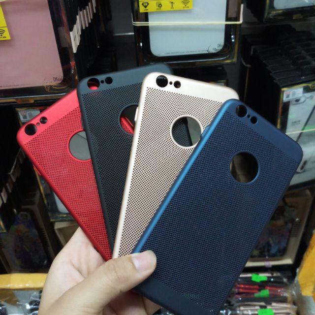 Ốp lưới tản nhiệt cho IPhone 6plus/ 6S plus - Đủ màu