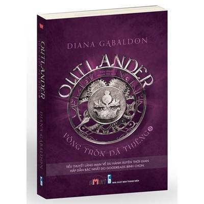 Tiểu Thuyết - Outlander - Vòng Tròn Đá Thiêng (Tập 2)