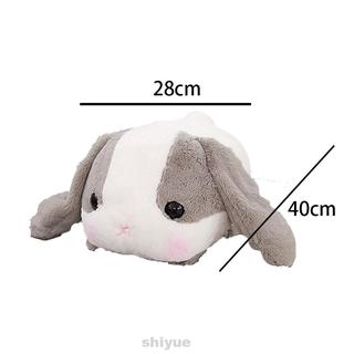 Bedroom Cartoon Multifunctional Non Toxic Odorless Rabbit Shape Soft Stuffed Plush Toy