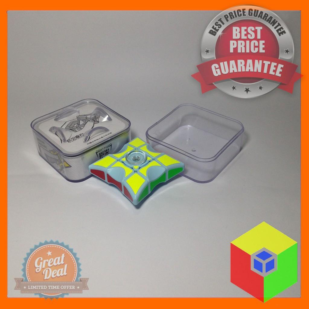 Đồ chơi Con Quay Spinner Rubik 1x3x3 - QiYi Spinner Rubik 1x3x3 J2W