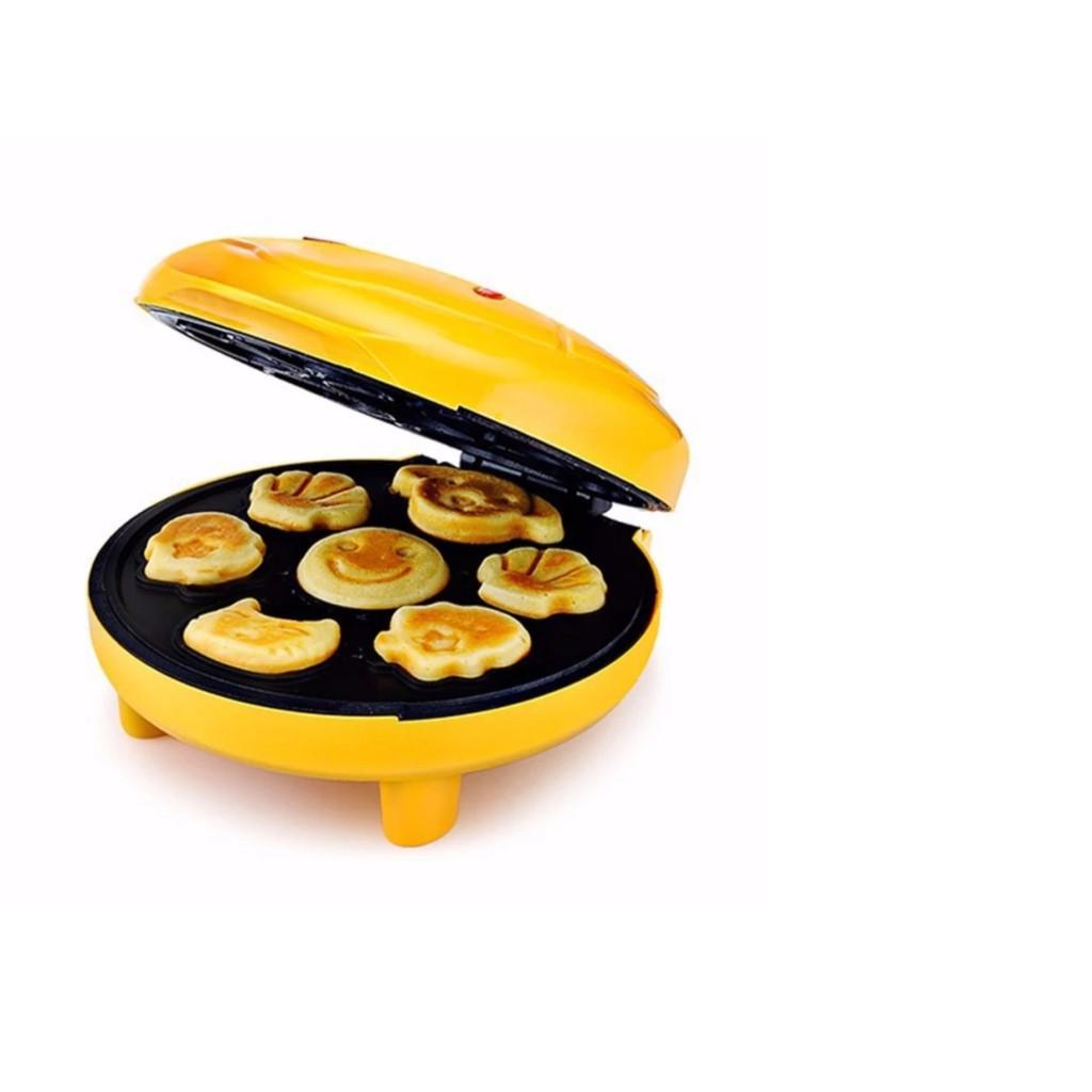 Máy nướng bánh Magic, chỉ 5 phút bánh chín