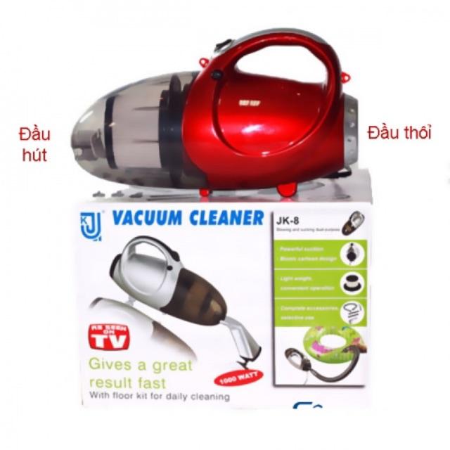 [SALE 10%] Máy hút bụi, thổi bụi cầm tay 2 chiều mini Vacuum Cleaner JK-8 - 2479897 , 1100923769 , 322_1100923769 , 379000 , SALE-10Phan-Tram-May-hut-bui-thoi-bui-cam-tay-2-chieu-mini-Vacuum-Cleaner-JK-8-322_1100923769 , shopee.vn , [SALE 10%] Máy hút bụi, thổi bụi cầm tay 2 chiều mini Vacuum Cleaner JK-8