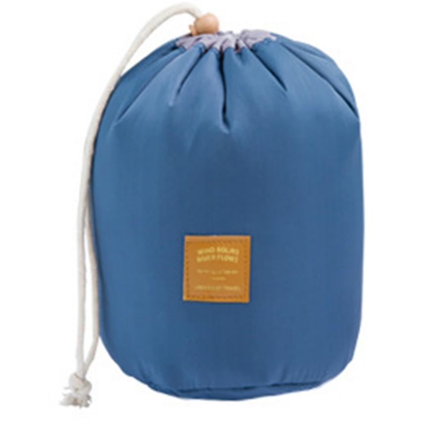 Túi du lịch đựng đồ mỹ phẩm chống nước cao cấp TU 902-3 (Xanh)